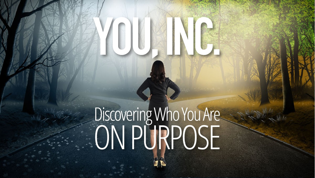 Vivid Content Lab | You, Inc: Discovering Who You Are On Purpose